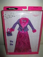 1999 Barbie Fashion Avenue Dazzle MIB Award Night Doll Clothes 25755 Mattel