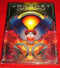 JOURNEY - LIVE IN MANILA - 2 DVD RELEASE - FACTORY SEALED - NTSC - LIVE CONCERT