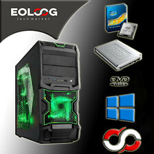 PC GAMING   INTEL CORE i7/SSD/120GB/HDD 1TB /RAM 8GB COMPUTER DESKTOP