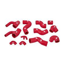 Mishimoto Silicone Turbo Hose Kit - fits Audi S4 / S6 B5 2.7 TT - Red