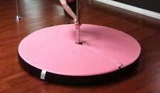 """5'x5"""" Pink Pole Dance Crash Mat Safety Pad Yoga Dancing Cushion I DC02"""