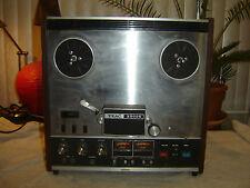 Teac 3300S, Stereo Tape Deck, Reel To Reel Recorder, Vintage Unit