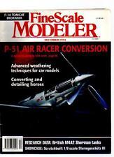 FINE SCALE MODELER MAGAZINE - December 1994