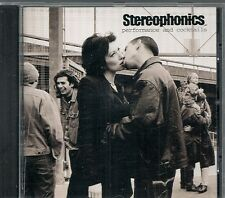 CD ALBUM 13 TITRES--STEREOPHONICS--PERFORMANCE AND COCKTAILS--1999
