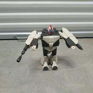 vtg 1995 Robotech Spartas Veritech Hover Tank Playmates Exosquad