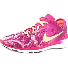 Flat (0 to 1/2 in.) Synthetic Solid Athletic Shoes for Women