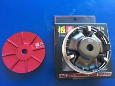 GY6 RACING VARIATOR WITH RED FAN 116m/m BAN JING + FREE SHIPPING