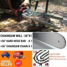 "Stihl 066 064 MS660 MS661 ms381 ms390 Chainsaw Milling Kit 36"" Bar & Chain 3/8"