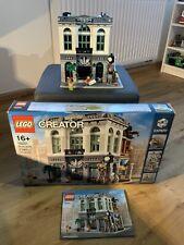 LEGO Creator Steine-Bank - Brick Bank 10251 wie neu mit OVP