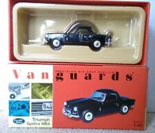 Corgi Vanguards VA06704 Triumph Spitfire Mk.II Royal Blue Ltd Ed. 1189 of 5800