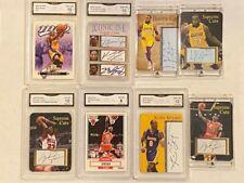 Michael Jordan Card Lot + Kobe Bryant + LeBron James