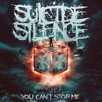 Suicide Silence - You Can't Stop Me NEW CD + DVD