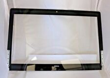 Dell Studio XPS 1640 1645 1647 Front Screen Bezel Glass  0J343T 46RM2LBWI00