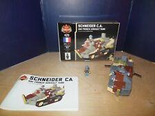 Brickmania Custom Lego Kit 429 Schneider C.A. 100% with box