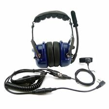 PTUK PARAMOTOR HEADSET- Handsfree crystal clear audio with phone / ipod input