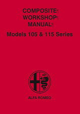 Alfa Romeo Factory Workshop Manual 105 et série 115