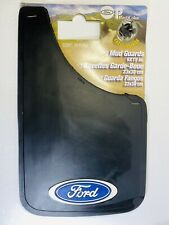 "FORD Universal Mud Guards 9"" x 15"" Plasticolor Easy-Fit Officially Licensed"