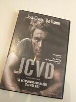 DVD  JCVD DE JEAN -CLAUDE  VAN DAMME(el mayor desafio para un heroe es la vida.