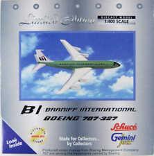 Boeing 707-327 Braniff International N7100 Gemini Jets 3557393 1:400 in OVP [M9]
