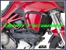 Paramotore tubolare specifico nero GIVI DUCATI MULTISTRADA 950 17>18 2017 2018
