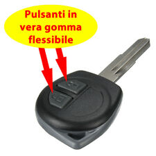GUSCIO CHIAVE SUZUKI TELECOMANDO JIMNY SPLASH OPEL AGILA GOMMINO FIAT SEDICI df