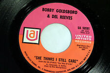 Bobby Goldsboro & Del Reeves; She Thinks I Still Care/ Take a Little ... [NEW]