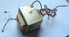 Transformer Multi-tap 46V, 34V, 15.5V, 9.5V, 9V, 5V Ex Denon AV2310