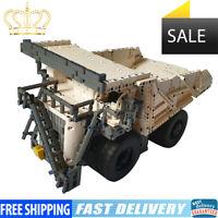 Mining DumpTruck T284 for Liebherr RC R9800 (42100) Building Blocks MOC-29699