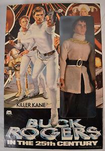 "Buck Rogers Killer Kane 12"" Action Figure Mego 1979 MIB New"