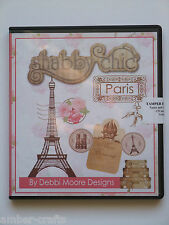 Debbi Moore Designs CD ROM-shabby chic Paris