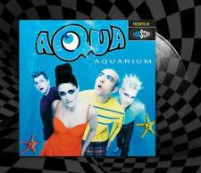 AQUA (1997/2021) – Aquarium (Limited Edition / Clear Vinyl) Schallplatte LP Neu