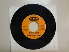 """CHOCOLATE TUNNEL:Ostrich People-Highly Successful Young Rupert White-U.S.7""""67 DJ"""