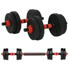 1 Pair Adjustable Dumbbell , Dumbbell Combination Environmental Dumbbell Barbell