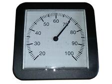 Hygrometer für Saunen Luftfeuchte Messgerät für Luftfeuchtigkeit Sauna Zubehör