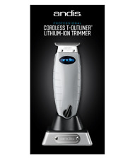 Andis Cordless T-Outliner | Hair trimmer | Lithium Ion | UK Version | *BNIB*