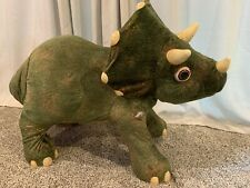 Playskool Kota the Triceratops Ride On Dinosaur Great Used Condition. See Pics