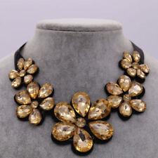 Collares y colgantes de bisutería gargantillas color principal oro aleación
