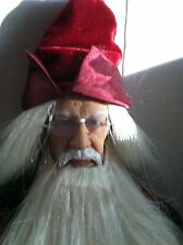 "Tonner Harry Potter 17""DOLL Figure Prof. Dumbledore Dressed + Robe,Stand,Glasses"