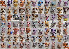 LPS Littlest petshop pet shop chien chat européen dogue colley cat dog rare