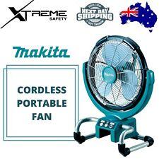 Makita Cordless Job Site Fan 18V Lithium-Ion 13-Inch Portable Mobile Fan