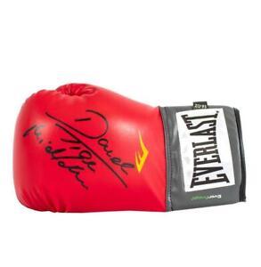 Dariusz Michalczewski Signed Red Everlast Boxing Glove Autograph