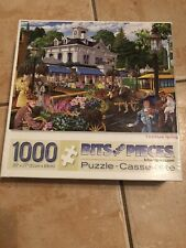 "Bits and Pieces 500 Piece Jigsaw Puzzle Victorian Spring 16"" x 20"""