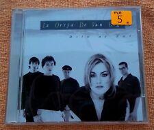 CD LA OREJA DE VAN GOGH. DILE AL SOL. 1998