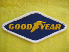 "Vintage Goodyear Racing NHRA NASCAR  Patch 4 1/2 "" X 2 1/4  """