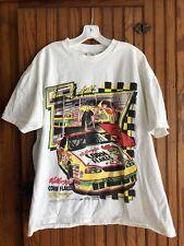 Vintage Nascar Terry Labonte Shirt 90s 1998 Kellogg's Corn Flakes