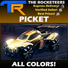 [PC] Rocket League Every Painted PICKET Vindicator Crate Very Rare Wheels