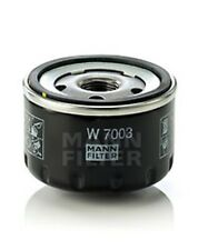 MANN-FILTER Ölfilter W 7003 für ALFA 147 FIAT GT LANCIA 166 BRAVO STILO IDEA 156