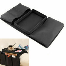 Sofa Chair Arm Rest Storage Holder Phone Remote Control Organizer with 6 Pockets
