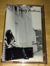 Marty Friedman -Scenes (cassette)