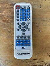 New listing Protron Remote Control R03 Dvd